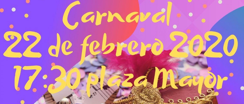 CARNAVAL 22 DE FEBRERO 2020