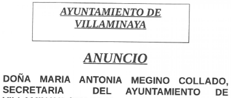 EXPOSICIÓN PÚBLICA DE CANDIDATOS A JURADO
